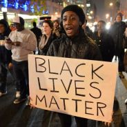 "Protesters in Washington, D.C., last year proclaim, ""Black lives matter""! – Photo: Mladen Antonov, AFP"