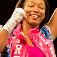 Raquel's own tenacity and skill, combined with advice from her corner, gave her the victory, bringing her professional record to 2-0, 1 KO!