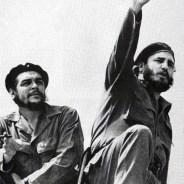 Che Guevara and Fidel Castro