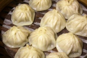 Shanghai Steamed Dumplings ($5.50)