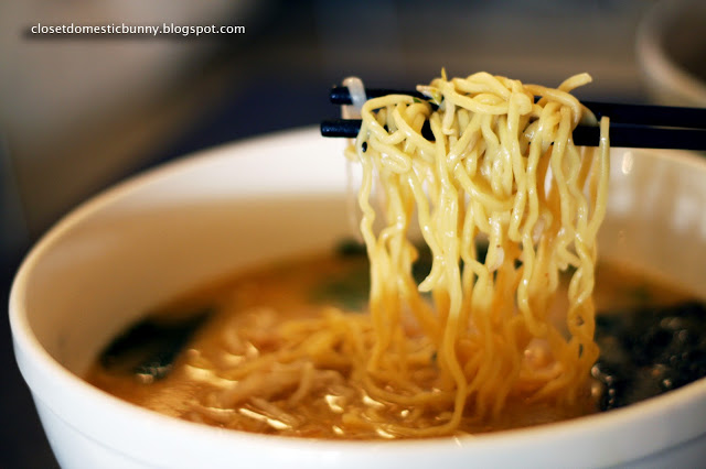 "Beautiful shot of ramen from ""Cooking.Eating.Carousing"" blog (not cooked by Himawari-Tei)"