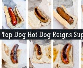 Top Dog Hot Dogs Berkeley
