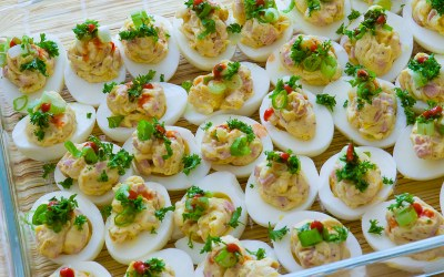 Deviled Eggs Recipe: San Francisco Food
