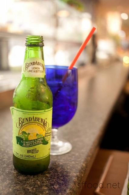 Bundaberg Lemon Lime & Bitters - Prubechu