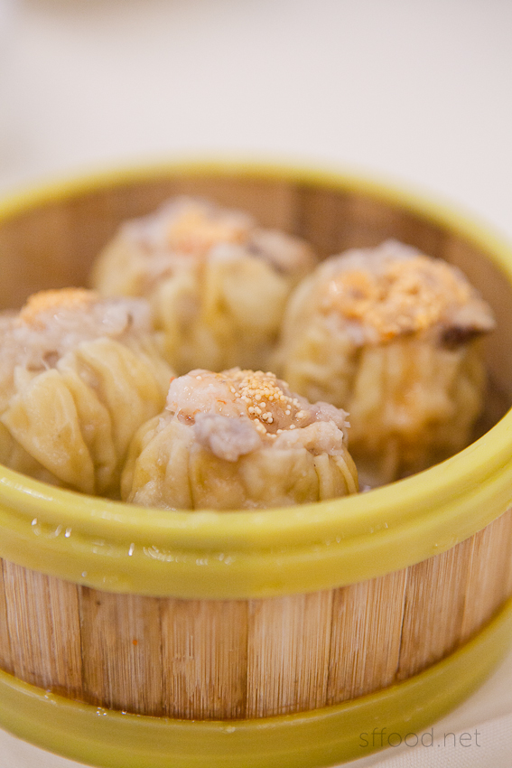 Tai Wu pork siumai