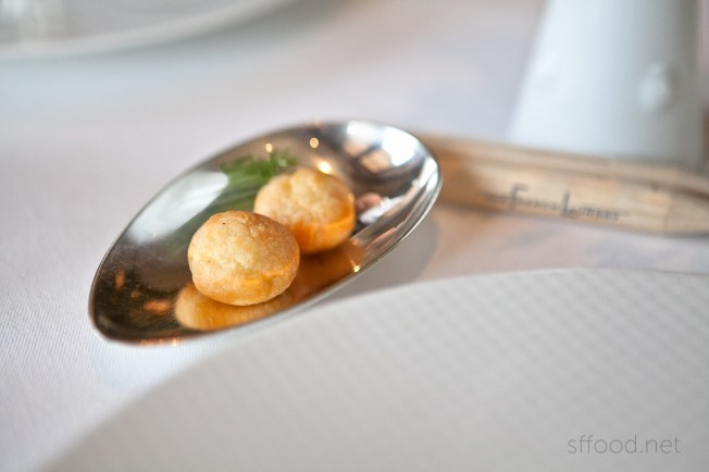 french laundry yountville amuse bouche