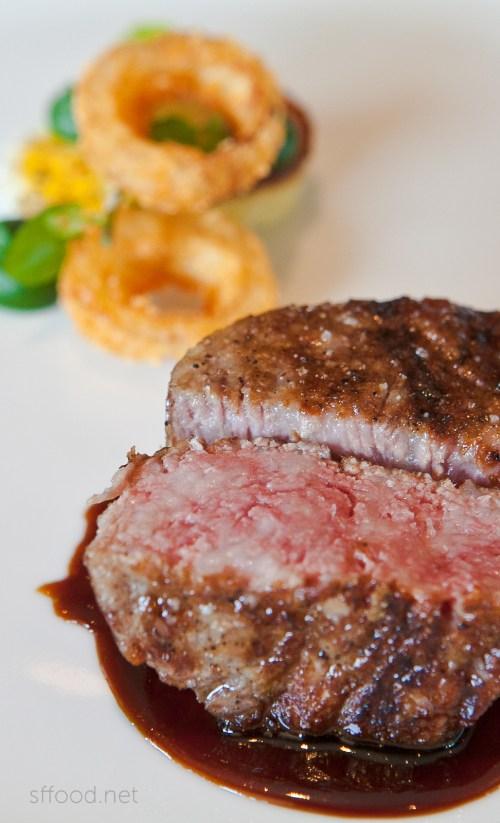 french laundry steak wagyu