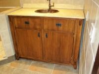 Brad Benson: Executive Bathrooms  Scott F. Lurie, Architect