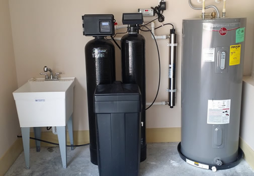 Well Water Treatment Filtration Systems in Tampa Bay, Clearwater, St