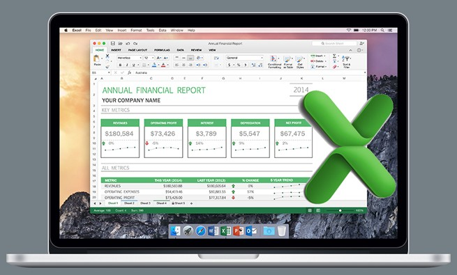 Excel Reporting Text in a Pivot Table - Strategic Finance
