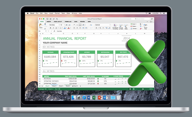how to create an invoice using excel