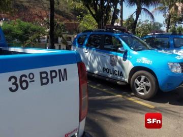 POLICIA MILITAR BATALHÃO NOVO PÁDUA 4
