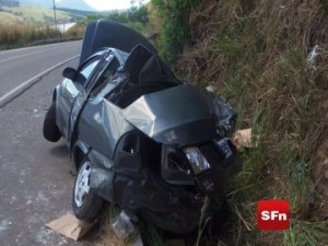 acidente 158