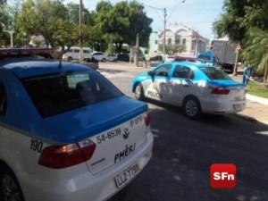 policia milita fórum