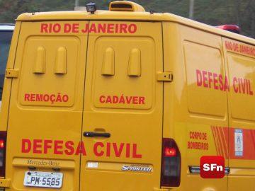 rabecão São Fidélis 9