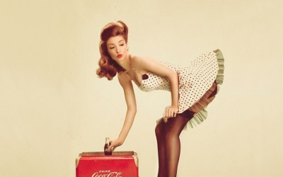 Pin Up Vintage Wallpaper (65+ immagini)