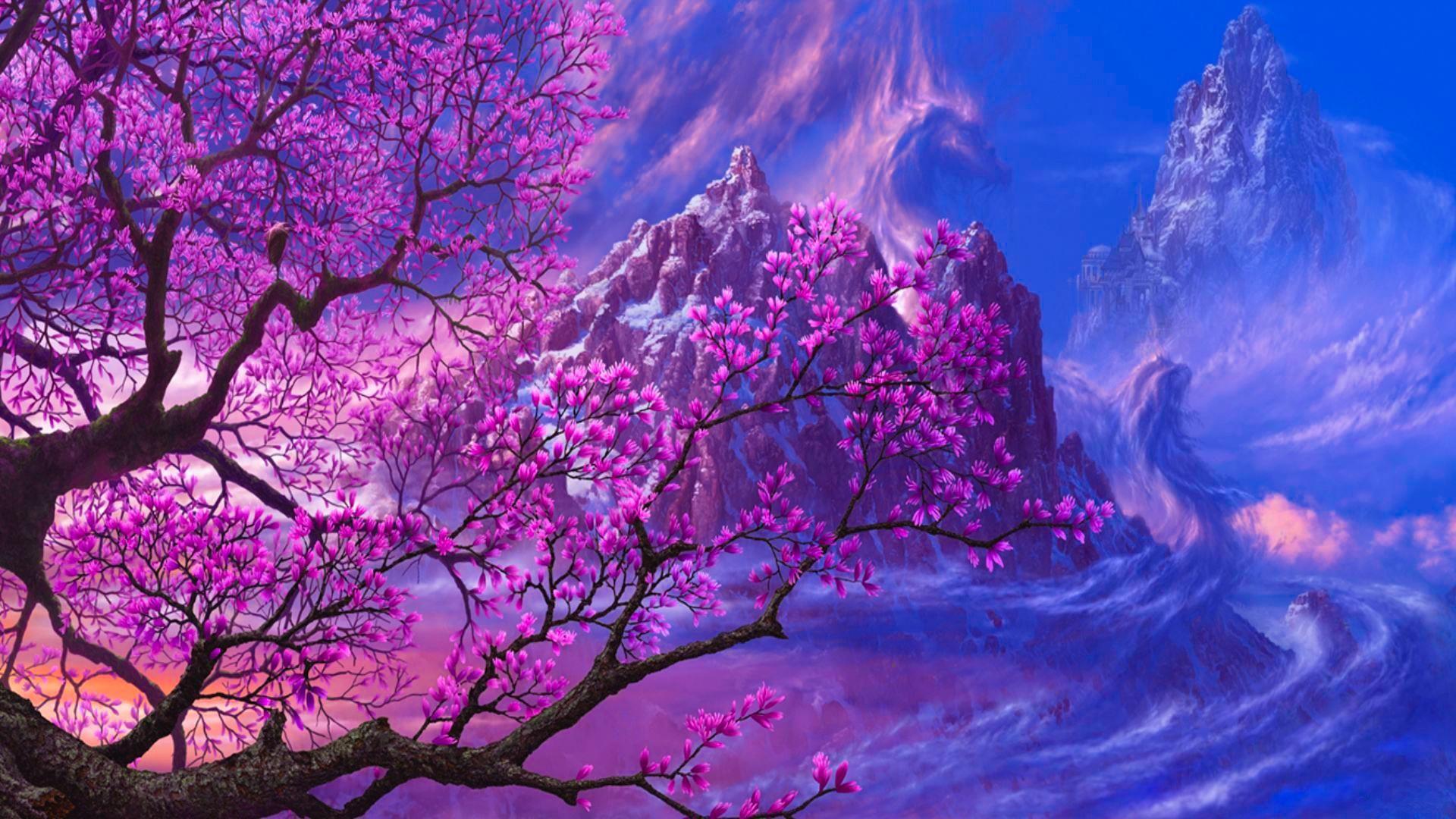 Iphone 7 Water Wallpaper Sakura Wallpaper 69 Immagini