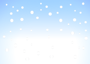 Free Animated Falling Leaves Wallpaper Snow Falling Cartoon Light Blue Background With White