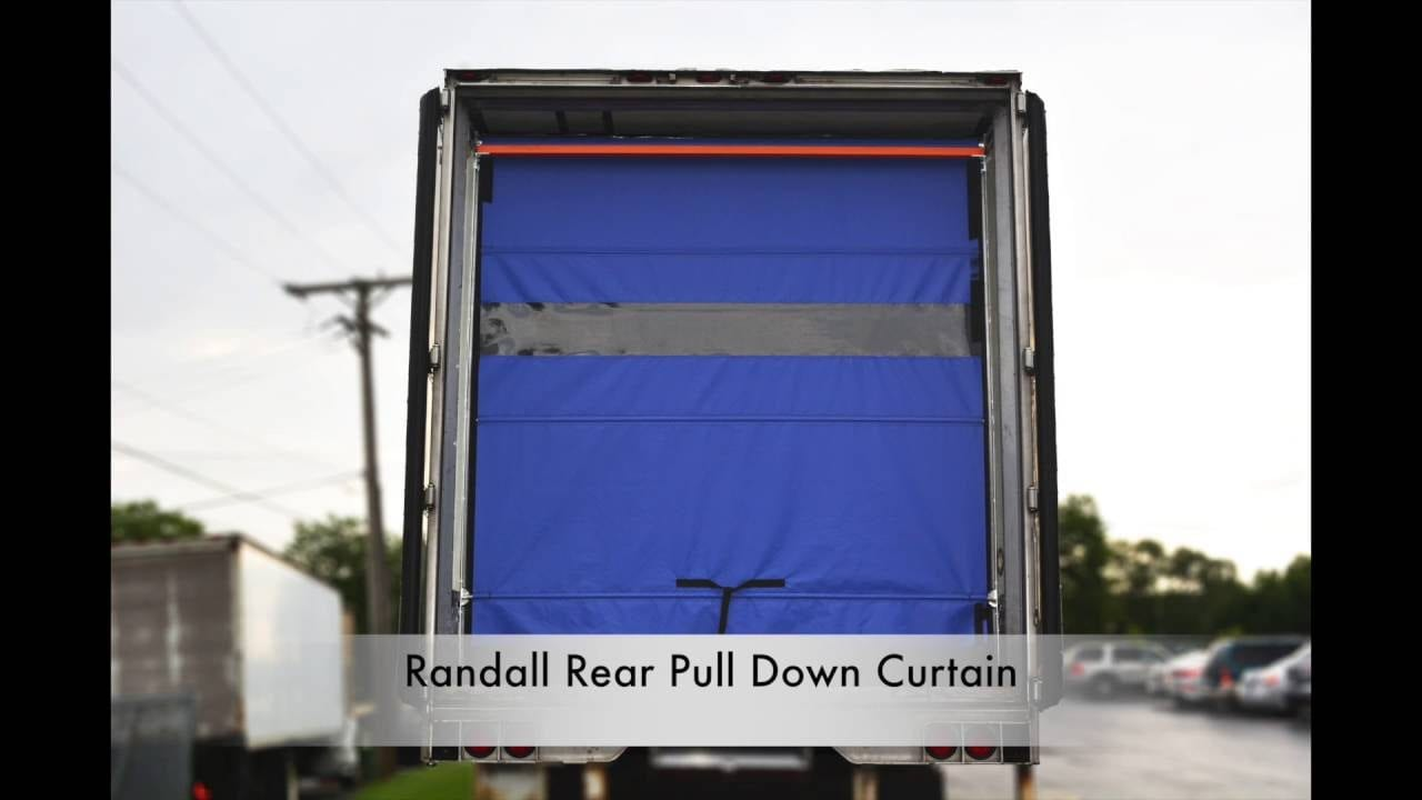 Trailer Curtains Randall Temp Control Trailer Curtains Archives Safe Fleet Truck