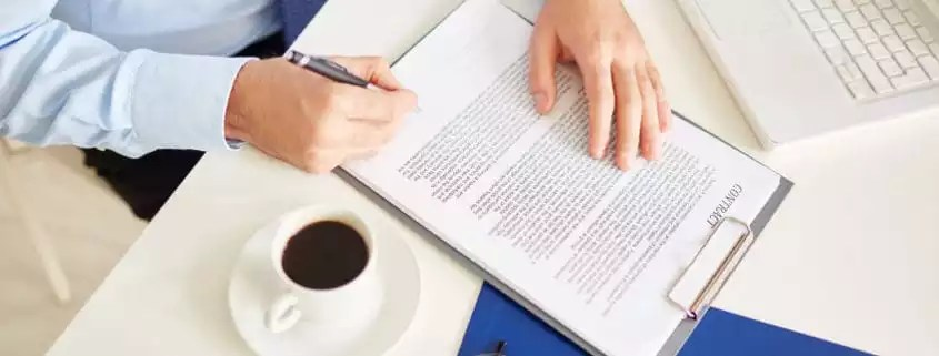 6 Ways to Settle a Contract Agreement Dispute Quickly - writing contract agreements