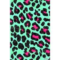Colorful leopard wallpaper - SF Wallpaper