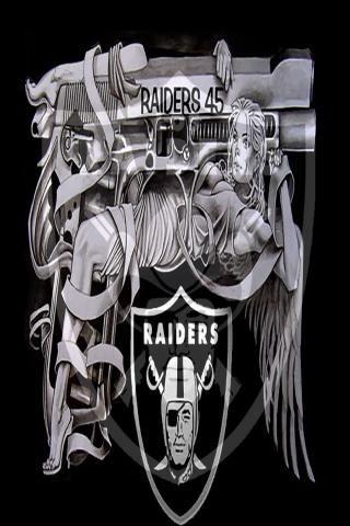 Free oakland raiders wallpaper - SF Wallpaper