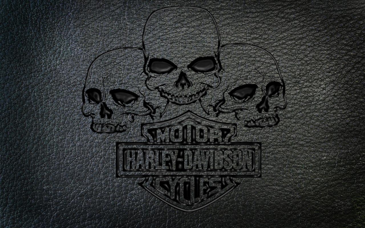 Harley Davidson Skull Wallpaper Sf Wallpaper