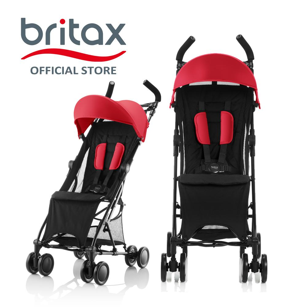 Combi Double Stroller Side By Side Britax Holiday Lightweight Stroller Flame Red Singapore