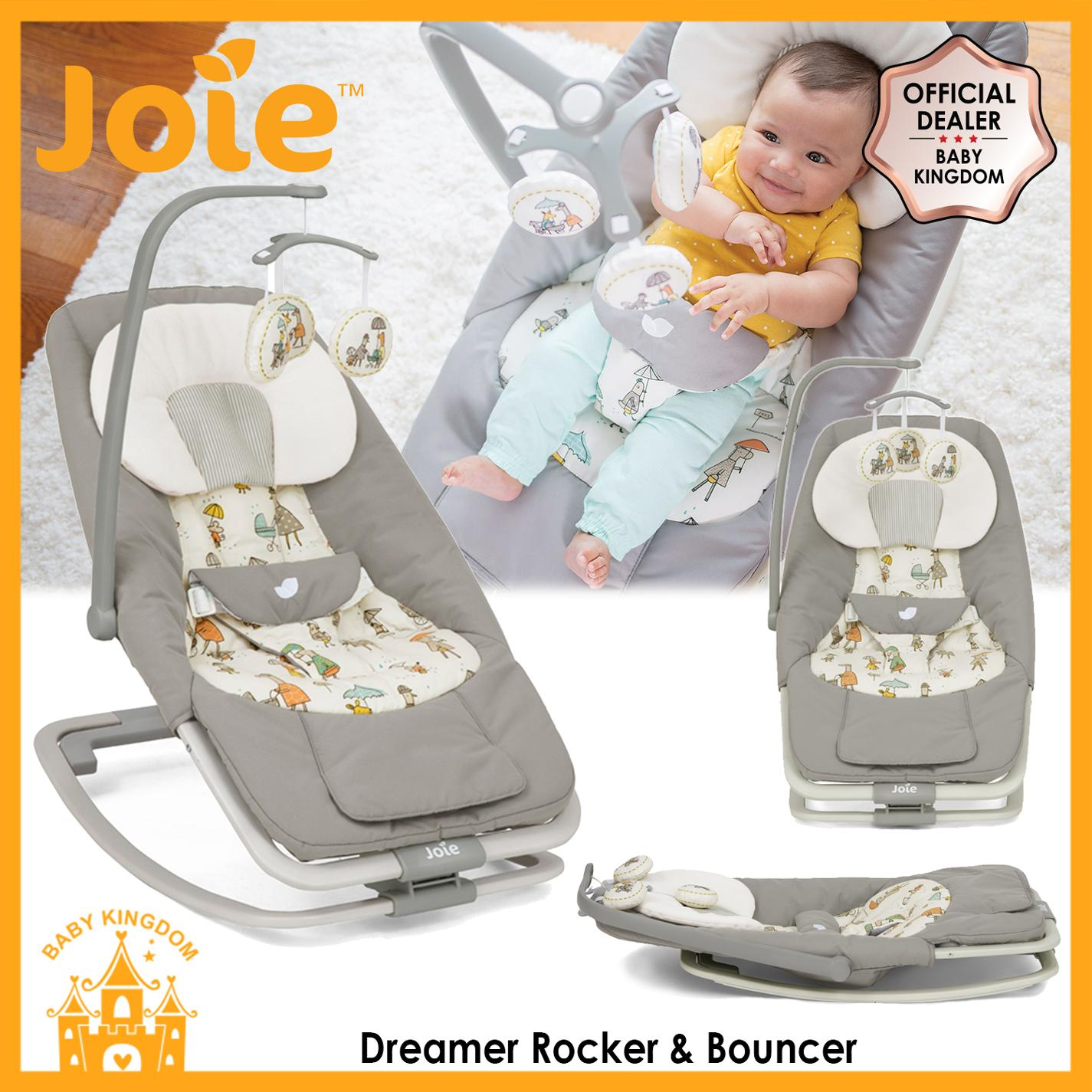 Joie Baby Swing Rocker Joie Dreamer Rocker And Bouncer
