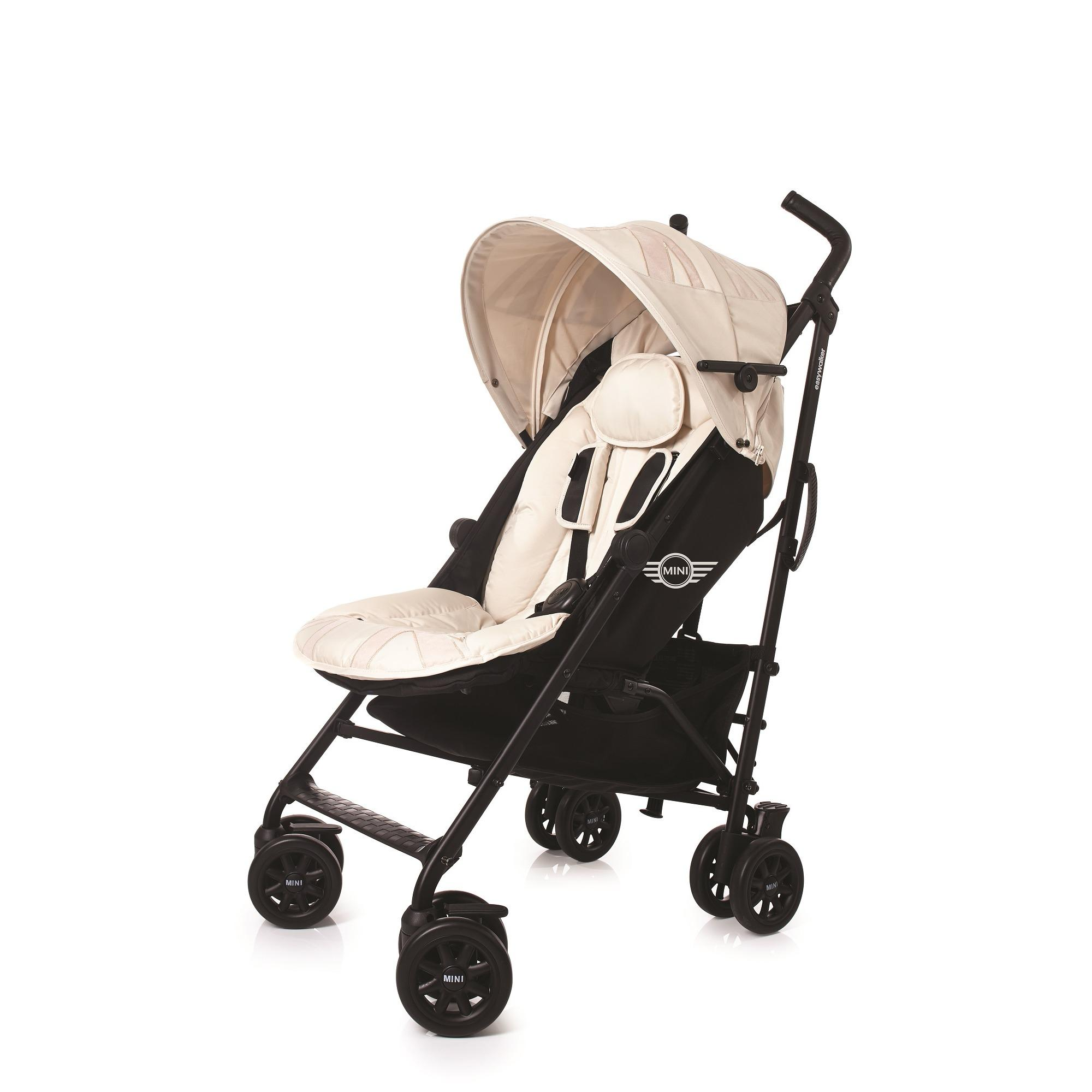 Easywalker Jogging Stroller Easywalker Mini Buggy Pepper White Jack Special Edition Singapore