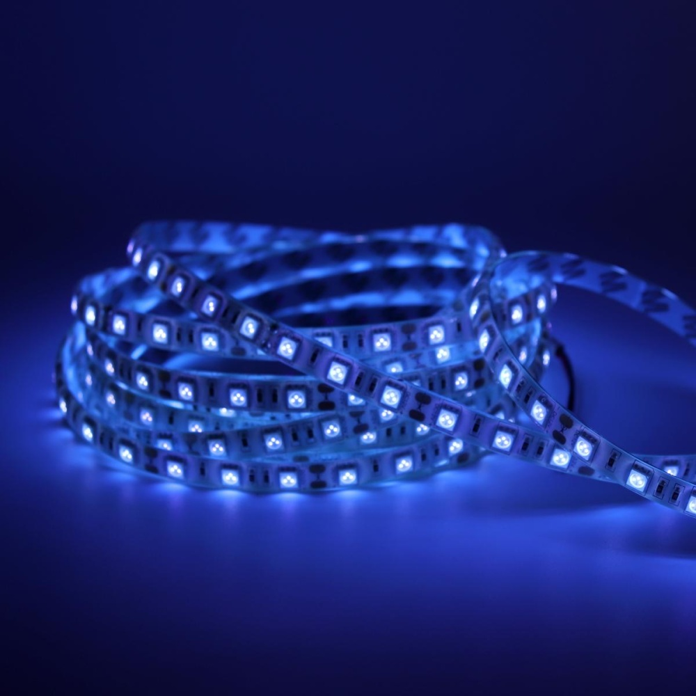 Ultraviolet Lamp 12v 5m Waterproof Uv Led Strip Light With 300 Ultraviolet Lamp Beads Intl Singapore