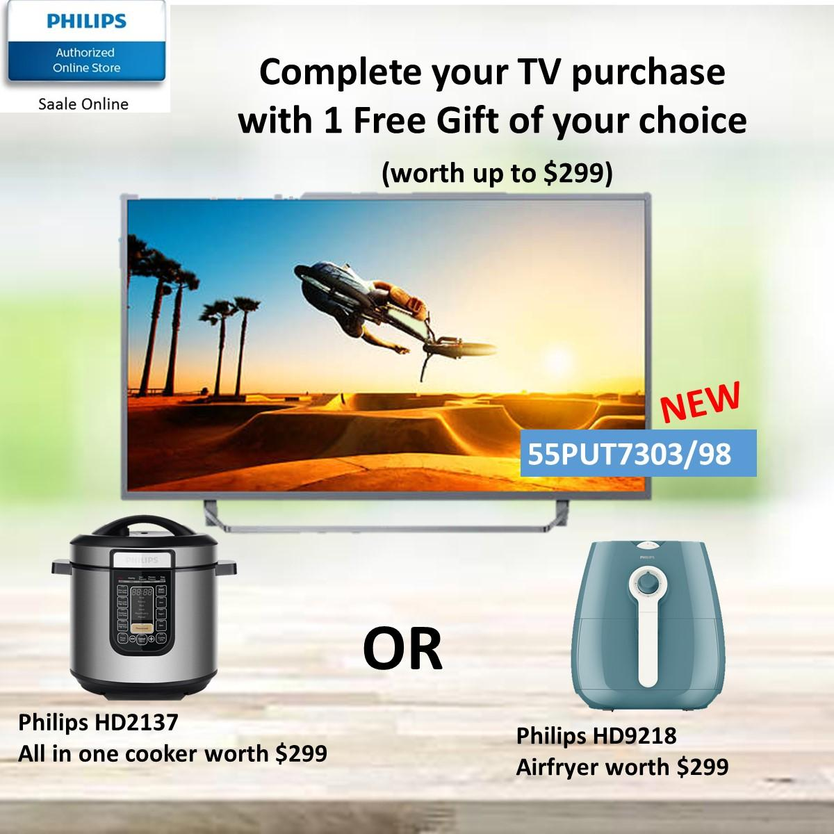 Philipps Online Shop Cheap Philips Tv 4k Ultra Slim Led 55 Inch Powered By Android