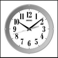 Seiko Wall Clock QXA535K. (Black) New Design. | Lazada ...