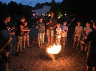 Großer Andrang beim Ferienprogramm in Matzing