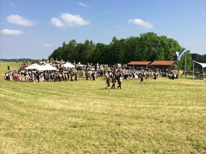 Gauschützenfest in Matzing 2014