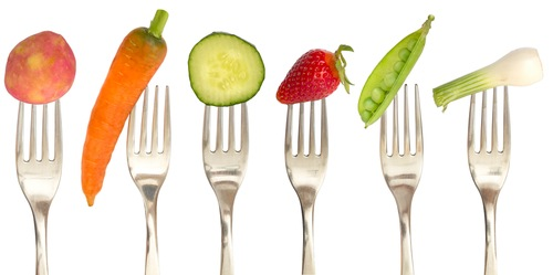 Tempt your picky eater's taste buds with colourful veggies!