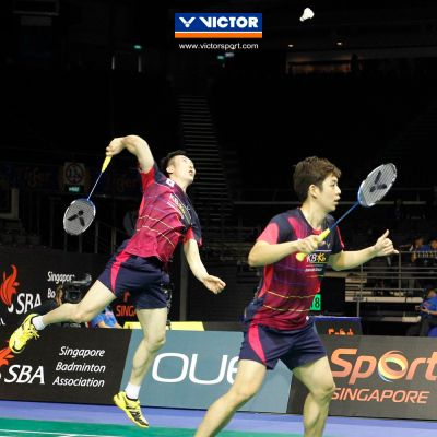 Storylines to Embark: Thomas & Uber Cup - VICTOR Badminton | Singapore