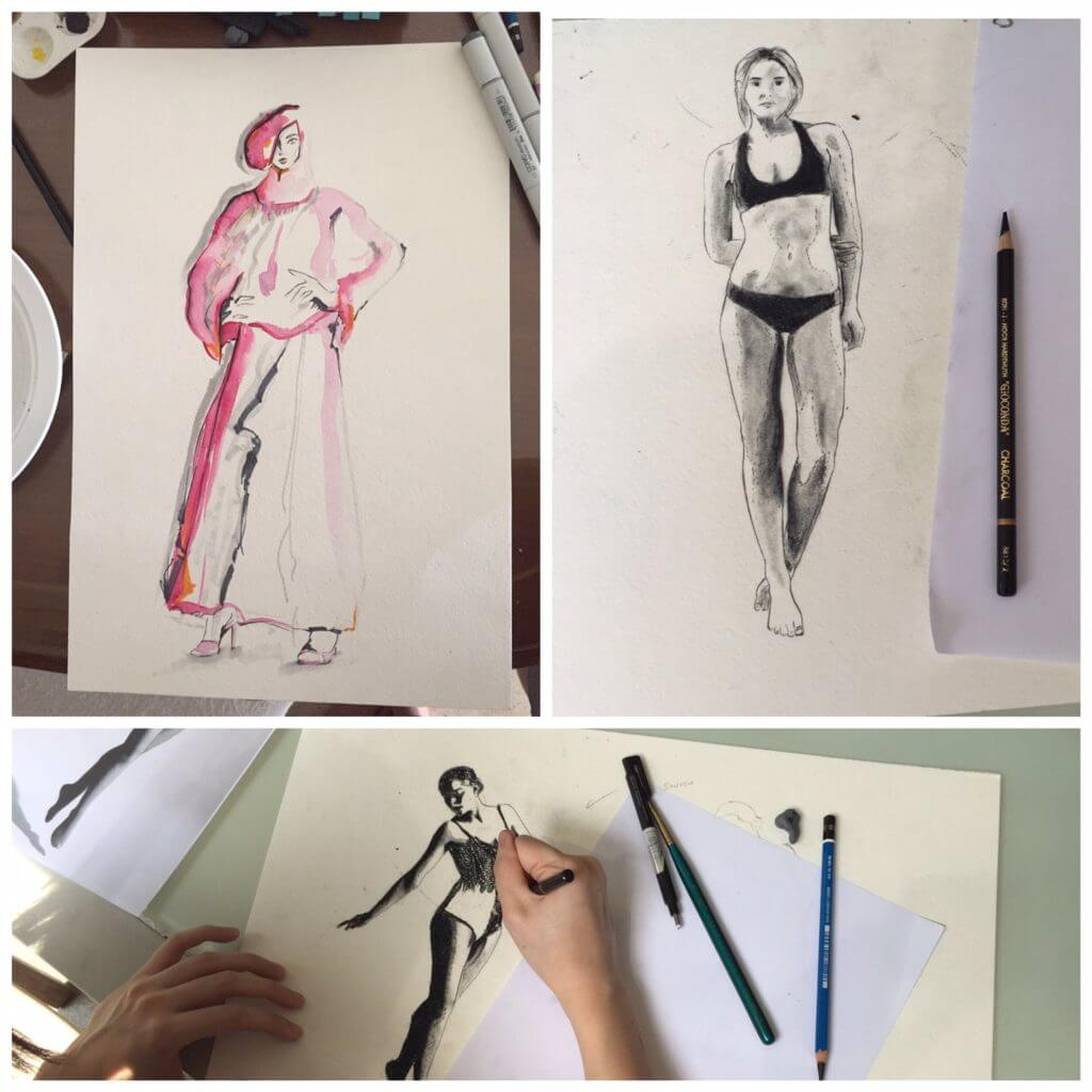 Coffee Art Classes Near Me Life Figure Drawing Classes Near Me Singapore