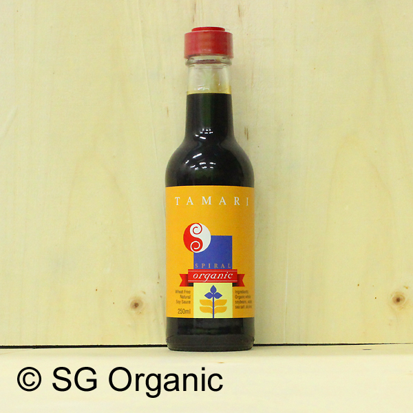 sg organic wheat free natural soy sauce