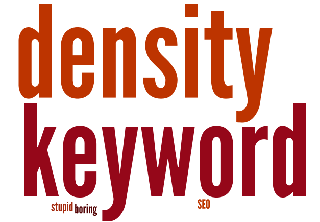 Why Keyword Density No Longer Matters