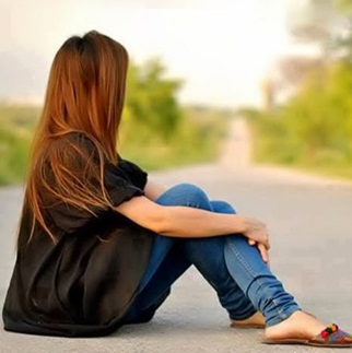 Sad Alone Quotes Hd Wallpaper 100 Cute Lovely Girls Profile Picture Dps For Whatsapp