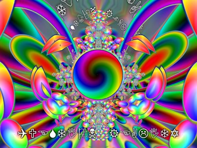 500+ Trippy Wallpapers, Psychedelic Background HD ...