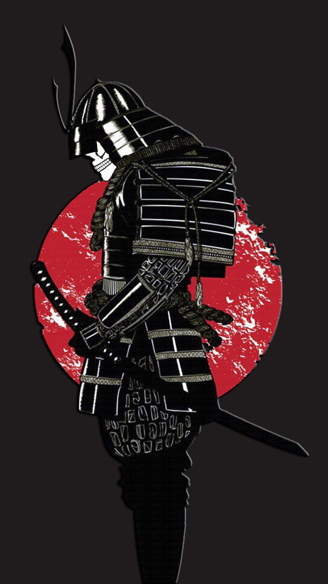 Japanese Samurai Girl Wallpaper Samurai Iphone Wallpaper Supportive Guru