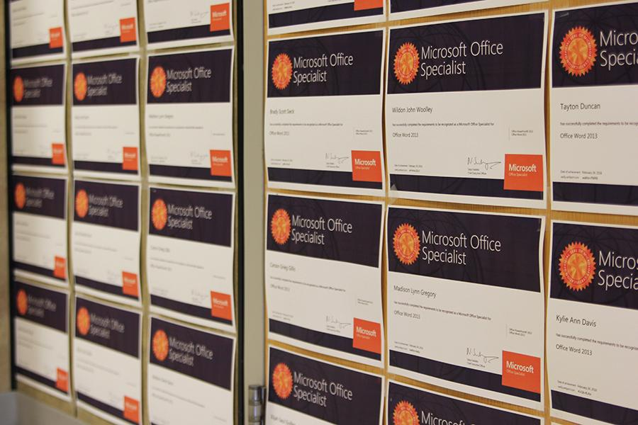 Passing The Microsoft 70-347 Exam to Become Microsoft Office Specialist