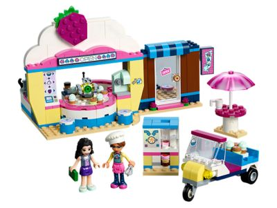 Backutensilien Online Olivias Cupcake Café 41366 Friends Lego Shop