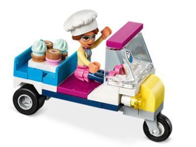 Play Doh Küche Olivias Cupcake Café 41366 Friends Lego Shop