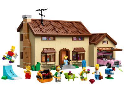 Calendar Creator Os X Calendar Creator Broderbund Official Software Site The Simpsons™ House 71006 The Simpsons™ Lego Shop