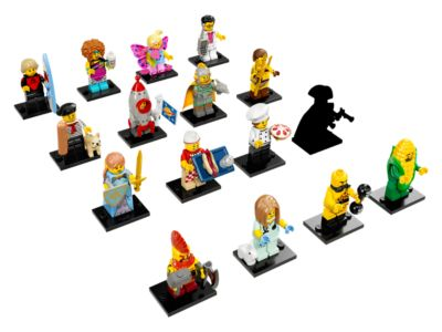Series 17 - 71018 | Minifigures | LEGO Shop