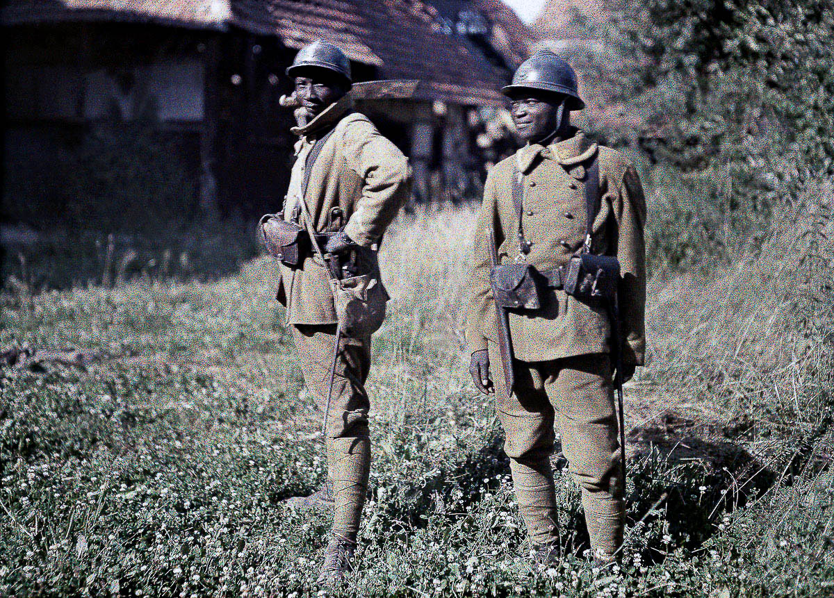 World War I In France