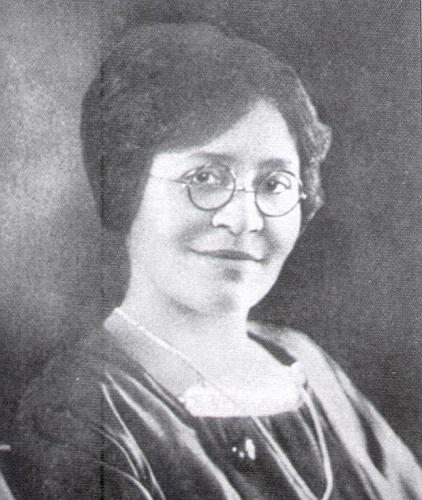 Photo of Annie Turnbo Pope Malone